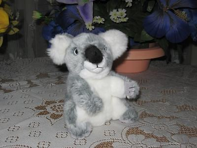 L. Dake & Son Amsterdam Holland Koala Bear w Tag