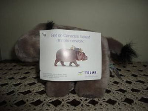 Telus Mobility Hippopotamus 2010 K&M Famous Advertising Animal