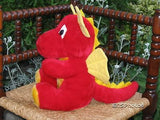 Dutch Holland Dragon Stuffed Plush Toy