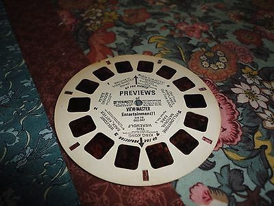 VTG  View Master Entertainment! PREVIEWS One Reel King Kong Werewolf and More