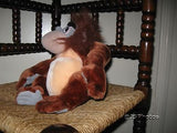 Disney Jungle Book King Louie Stuffed Monkey 1993