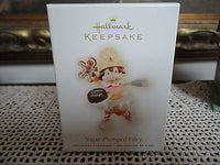 Hallmark Christmas Keepsake Ornament Sugar Plumped Fairy 2009 New QXG6705