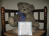Ashton Drake Bear Perfect Companions 5562 Jointed 21 Inch Barbara Ferrier 1998