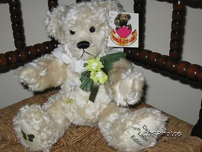Metro Thirsk UK Daisy Bear 4th Limited Edition 2002