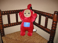 Teletubbies BBC UK 1996 PO Rag doll 12 inch