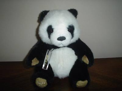 Soft Toys Baby Panda Bear Chinese Characters Pendant