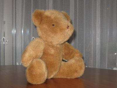 Tiamo Lelystad Holland Brown Jointed Teddy Bear