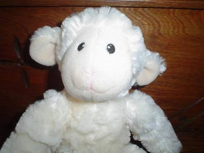 Animal Alley Exclusive Toys R Us 10 Inch White Sheep Lamb Soft Baby