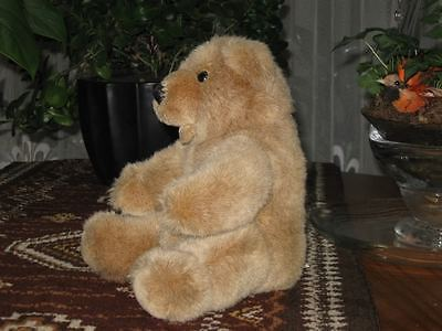 UK Woodland Bear Co Brown Bear Vinyl Nose