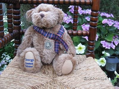 Metro UK George Bear Limited Edition Teddy Love