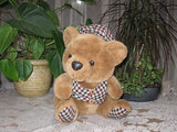Dutch Holland 11 Inch Vintage Brown Bear With Clothes