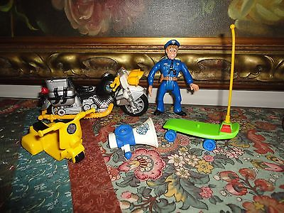 Police Academy 5 Toy Lot 1989 Warner Bros