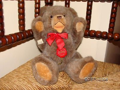 Hermann Teddy Original 1993 Jointed Bear With Tags