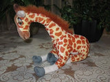 Euro Disney GIRAFFE Stuffed Animal 14 inch GORGEOUS