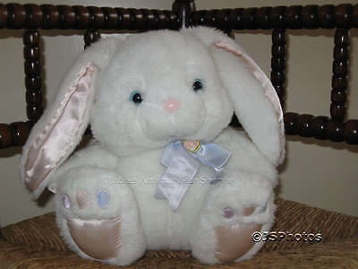 Dutch Holland Girl Bunny Rabbit Stuffed Plush