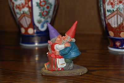 David the Gnome Rien Poortvliet Classic 2063 Will and Ann New in Box