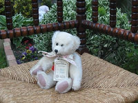Hermann Nostalgic Teddy Cream Mohair 1992