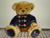 Harrods Knightsbridge 13 Inch LARGE Christmas Bear 2000