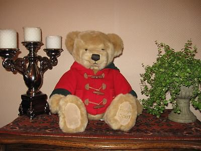 Harrods 2003 Large Footdated WILLIAM Christmas Bear