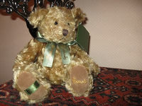 Harrods Henry Bear Brown 8 Inch