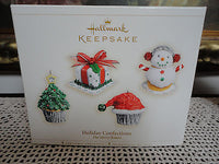 Hallmark Christmas Keepsake Ornament Holiday Confections 2006 New QP1776