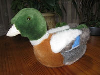 Pia Holland Vintage Soft Stuffed Duck Vinyl Beak