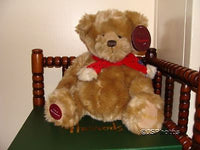 Harrods Christmas Bear Backpack 2007 Gift Box Rare