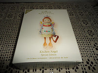 Hallmark Keepsake Ornament Kitchen Angel Sue Tague Artist 2007 NEW in BOX Ltd Ed