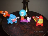 Warner Bros Animaniacs 7 Toy Moving Figures 1993/94