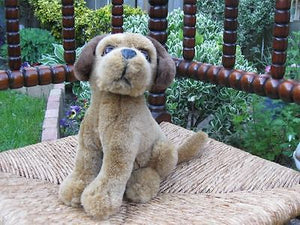 Nicotoy Holland Soft Plush Sitting Dog