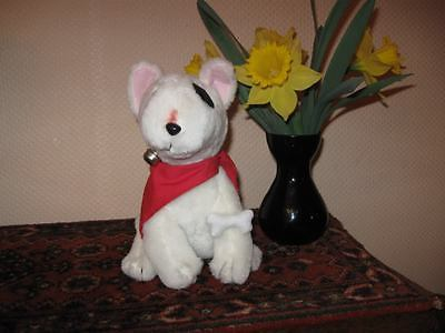 Old Vintage Pit Bull Pitbull Dog With Bell Jadees Antique Bear Shoppe