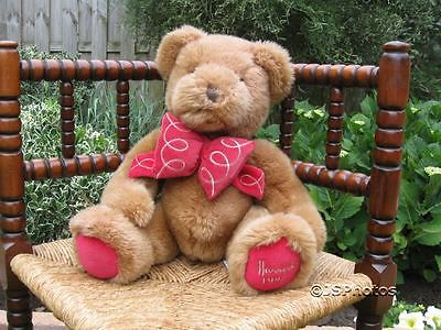 Harrods Large Foot Dated 13 inch Christmas Bear UK 1997