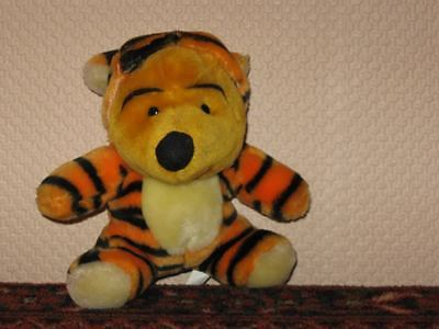 Europe Winnie the Pooh as Tigger Changeable Plush Bear
