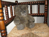 German Vintage Classic Brown Bear 9 inch Super Soft Plush