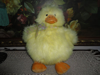 Gund DAZZY DUCK SR Plush Toy LARGE 17 inch 36298 NEW with Tags