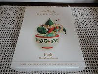 Hallmark Christmas Keepsake Ornament Hugh Merry Bakers 2006 New QP1756