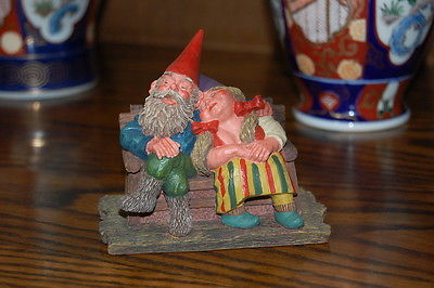 David the Gnome Rien Poortvliet Classic 3080 Love Forever New in Box