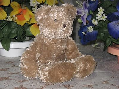 Boyds Brown Bear with Rattle 16 Inch Baby Safe 3809052 2006