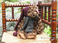 Gund UK Truffle Bear Retired 2000 with Tags 8740