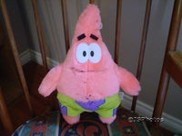 Spongebob Squarepants Patrick Starfish Plush Doll Nanco