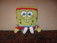 Spongebob Squarepants Soft Doll Play by Play Spain