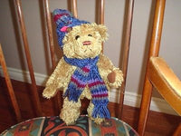 Brass Button Bears Plush Bear Thomas Wealth Legendary Collection