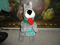24K Jetsons ASTRO DOG Stuffed Toy 1988 Hanna Barbera No.3025 12 inch New w Tag