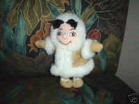 Walt Disney World Alaska Boy Small World Plush