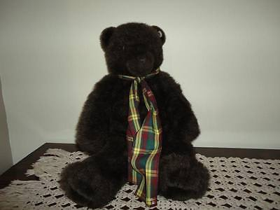 BINKLEY Toys Canada RARE Custom Made Brown BEAR 21 inch