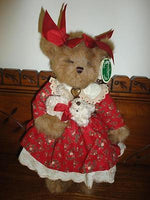 Bearington Bears MARY BETH w Teddy Bear Item 1789 w tags 13 inch Retired