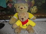 Loblaws President's Choice TERRI & TJ 2 Teddy Bear Set By Robert Chenaux 1986