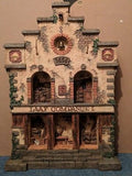 Efteling Holland Laaf Companije 1 Show Cabinet For Abc Gnome The Laaf Collection
