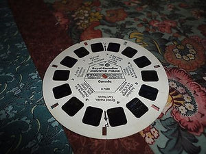 VTG  View Master Royal Canadian MOUNTED POLICE One Reel Number 3