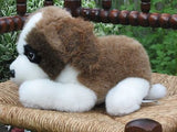 Hema Holland Saint Bernard Soft Plush Dog